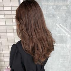 ラベンダーアッシュ エレガント ラベンダーグレージュ 透明感カラー ヘアスタイルや髪型の写真・画像