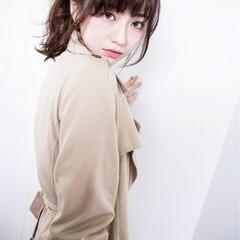 ハーフアップ ヘアアレンジ 外国人風 ピュア ヘアスタイルや髪型の写真・画像