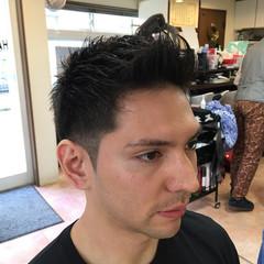 刈り上げ ベリーショート ショート ストリート ヘアスタイルや髪型の写真・画像