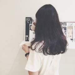 愛され ガーリー モテ髪 マルサラ ヘアスタイルや髪型の写真・画像