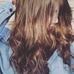 大人女子 ナチュラル かっこいい アッシュ ヘアスタイルや髪型の写真・画像