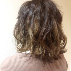 ボブ ストリート 色気 アッシュ ヘアスタイルや髪型の写真・画像