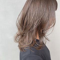 360度どこからみても綺麗なロングヘア ナチュラル 大人ロング レイヤーロングヘア ヘアスタイルや髪型の写真・画像