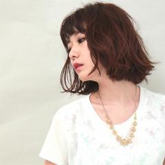 大人かわいい 外国人風 パーマ ゆるふわ ヘアスタイルや髪型の写真・画像