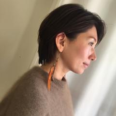 コンサバ 似合わせ 上品 フェミニン ヘアスタイルや髪型の写真・画像