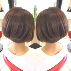 イルミナカラー アディクシーカラー 髪質改善トリートメント コンサバ ヘアスタイルや髪型の写真・画像
