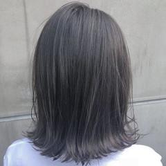メンズ 透明感 モード アウトドア ヘアスタイルや髪型の写真・画像