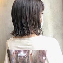 ナチュラル ショートヘア 透明感カラー ショート ヘアスタイルや髪型の写真・画像