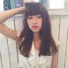 外国人風カラー 大人かわいい アッシュ デート ヘアスタイルや髪型の写真・画像