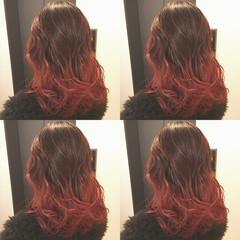 ウェーブ こなれ感 大人女子 ハイライト ヘアスタイルや髪型の写真・画像