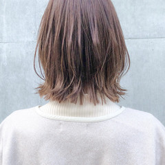切りっぱなしボブ 外ハネボブ ボブ ウルフカット ヘアスタイルや髪型の写真・画像