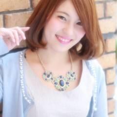 学校 モテ髪 コンサバ ナチュラル ヘアスタイルや髪型の写真・画像