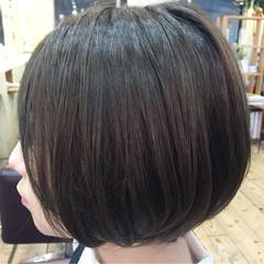 イルミナカラー アッシュグレー 似合わせ 透明感 ヘアスタイルや髪型の写真・画像
