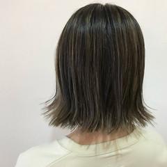 ハイライト 外国人風カラー メッシュ ストリート ヘアスタイルや髪型の写真・画像