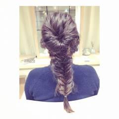 ストリート ガーリー ヘアスタイルや髪型の写真・画像