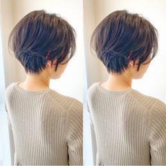 小顔ショート 大人ショート ショートヘア ベリーショート ヘアスタイルや髪型の写真・画像