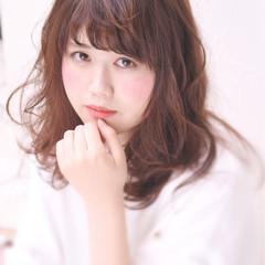 モテ髪 フェミニン 男ウケ 大人かわいい ヘアスタイルや髪型の写真・画像