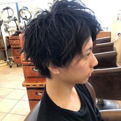 メンズ メンズヘア メンズカット メンズショート ヘアスタイルや髪型の写真・画像