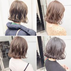パーマ フェミニン 簡単ヘアアレンジ ヘアアレンジ ヘアスタイルや髪型の写真・画像