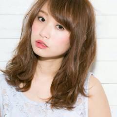 大人かわいい コンサバ 秋 フェミニン ヘアスタイルや髪型の写真・画像