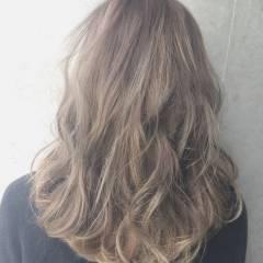 ミディアム ウェットヘア パンク 春 ヘアスタイルや髪型の写真・画像