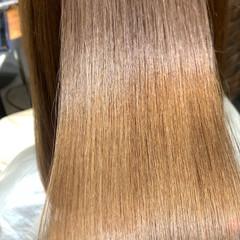 サイエンスアクア 髪質改善 ロング 髪質改善トリートメント ヘアスタイルや髪型の写真・画像
