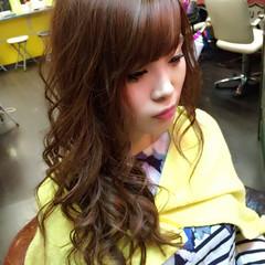 ガーリー ヘアアレンジ ブライダル フェミニン ヘアスタイルや髪型の写真・画像