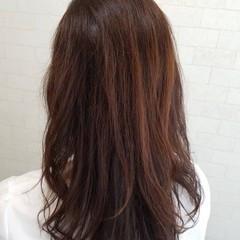 艶髪 ストカール 髪質改善 ロング ヘアスタイルや髪型の写真・画像