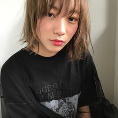 ボブ 外国人風 ストリート モード ヘアスタイルや髪型の写真・画像