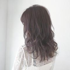 愛され ロング 外国人風 ガーリー ヘアスタイルや髪型の写真・画像