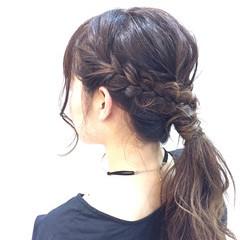 ショート 大人女子 デート ナチュラル ヘアスタイルや髪型の写真・画像