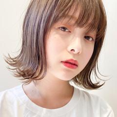 ボブ ミニボブ 外ハネ 外ハネボブ ヘアスタイルや髪型の写真・画像