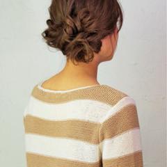 ロング 結婚式 ルーズ ヘアアレンジ ヘアスタイルや髪型の写真・画像