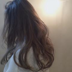 グラデーションカラー ローライト ストリート 外国人風 ヘアスタイルや髪型の写真・画像