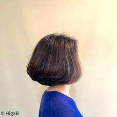 ボブ エレガント 外国人風 かっこいい ヘアスタイルや髪型の写真・画像