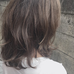 オフィス 秋 外国人風 デート ヘアスタイルや髪型の写真・画像