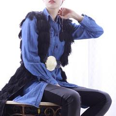 ショート ストリート 外国人風 マニッシュ ヘアスタイルや髪型の写真・画像