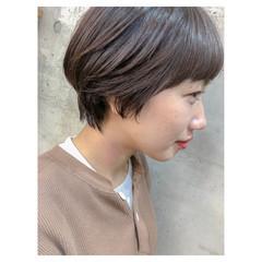 ストリート ショート マッシュ 似合わせ ヘアスタイルや髪型の写真・画像