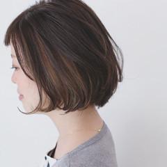 女子会 オフィス デート ストレート ヘアスタイルや髪型の写真・画像