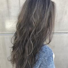 デート ロング エレガント 黒髪 ヘアスタイルや髪型の写真・画像