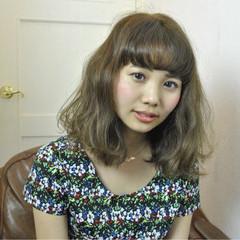 モテ髪 ゆるふわ ガーリー 大人かわいい ヘアスタイルや髪型の写真・画像