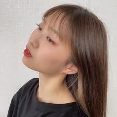 ランダムカール ヘアアレンジ ロング ナチュラル可愛い ヘアスタイルや髪型の写真・画像