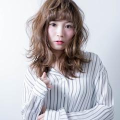 大人かわいい ガーリー パーマ 外国人風 ヘアスタイルや髪型の写真・画像