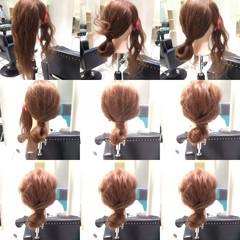 簡単ヘアアレンジ ヘアアレンジ ショート 抜け感 ヘアスタイルや髪型の写真・画像