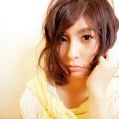 ゆるふわ かわいい モテ髪 アンニュイ ヘアスタイルや髪型の写真・画像