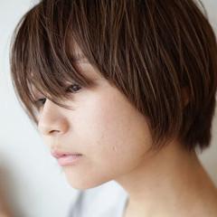 色気 ボブ 大人女子 ナチュラル ヘアスタイルや髪型の写真・画像