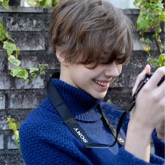 パーマ レイヤーカット 外国人風 ボブ ヘアスタイルや髪型の写真・画像