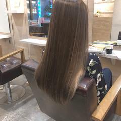 春 アッシュ イルミナカラー デート ヘアスタイルや髪型の写真・画像