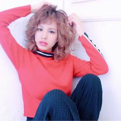 アッシュ 外国人風 色気 ストリート ヘアスタイルや髪型の写真・画像