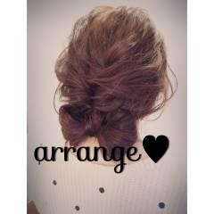 ヘアアレンジ 外国人風 編み込み ロング ヘアスタイルや髪型の写真・画像